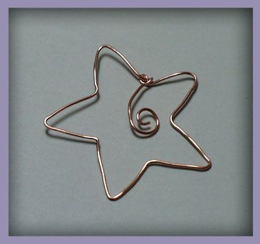 Making a Star from Wire