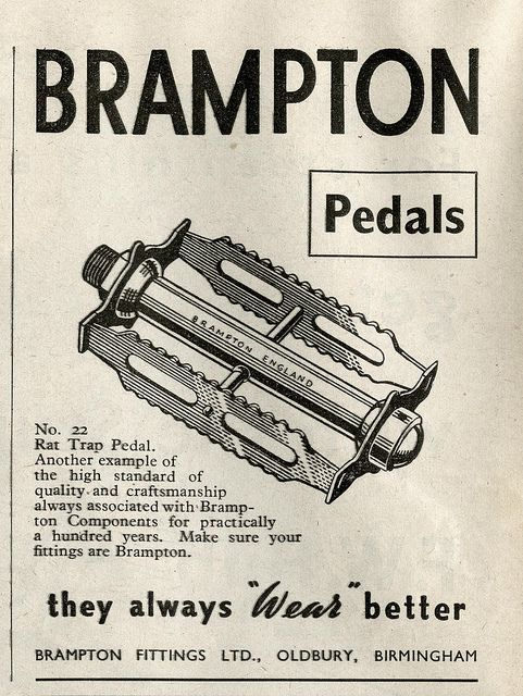 Brampton advert 1949 | Flickr - Photo Sharing!