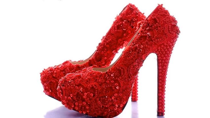 Awesome Red High Heel Shoes & Pumps Boots for Girls and Cheap High Heels... #blackhighheelsforkids