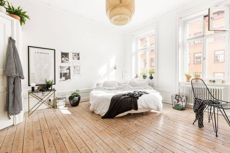 Apartment in Stockholm by Myrica Bergqvist Inredare.