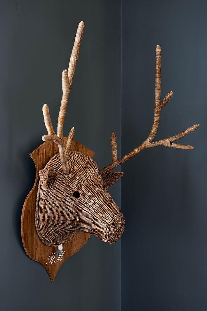 Riviera Maison Rattan moose