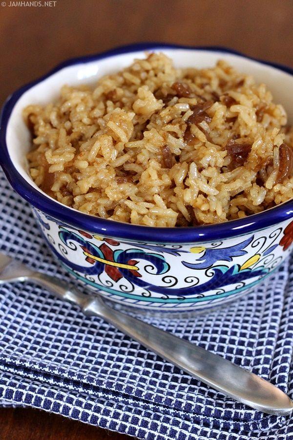 Jam Hands: Stick of Butter Rice
