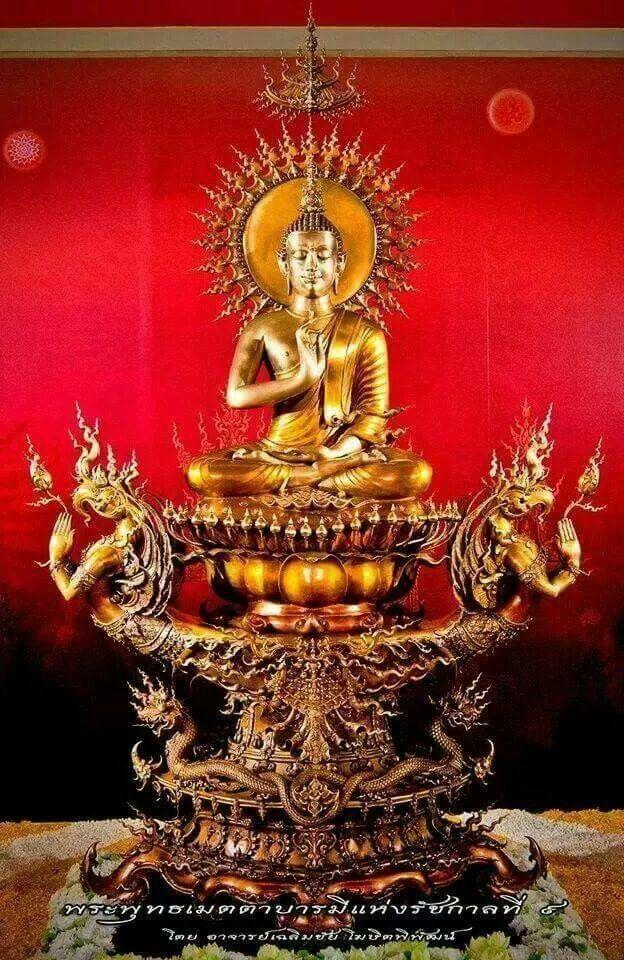 A wonderful Thai Buddha Statue