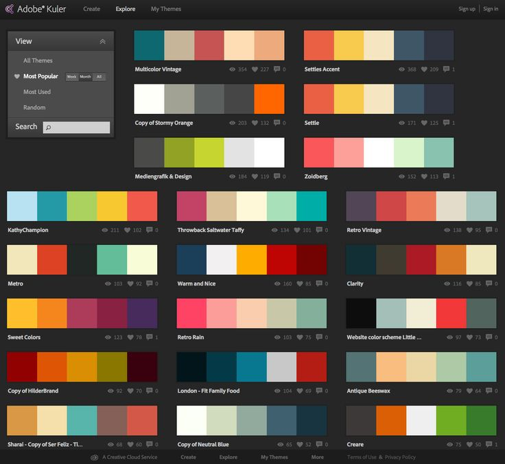 Paletas crom ticas mudboard pinterest paletas for Interior design web app