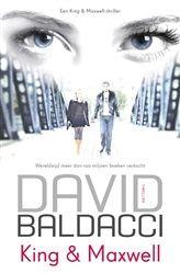Volgende week verschijnt de nieuwe thriller van David Baldacci: King en Maxwell. Reserveer 'm nu bij jouw Bruna of Bruna.nl.  http://www.bruna.nl/boeken/king-en-maxwell-9789400501164