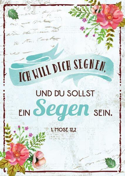 PK Ich will dich segnen   Bolanz Verlag e.K.