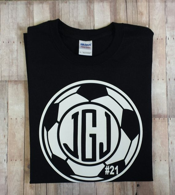 4f63e31db Soccer Ball Monogram Shirt