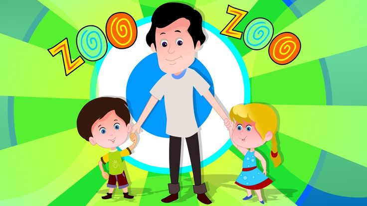 Tomorrow, daddy's taking us to meet the bears, the monkeys and the elephants. At the zoo! #zoosongs #entertainmentforkids #kidssongs #kids #family