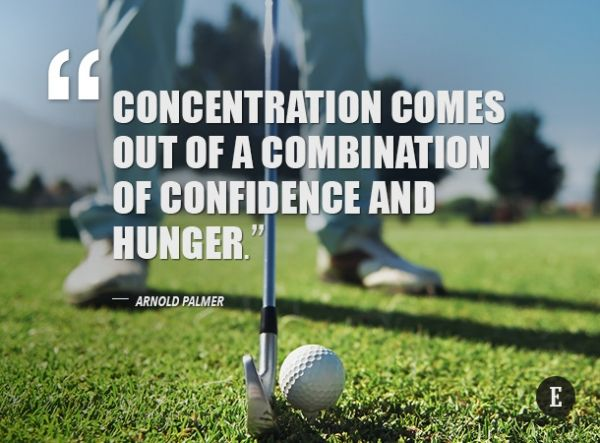 Inspirational Golf Quotes Amusing Famous Inspirational Golf Quotes Arnold Picture
