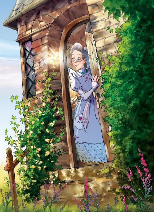 Fairy Oak-Lilac Tomelilla and Telli