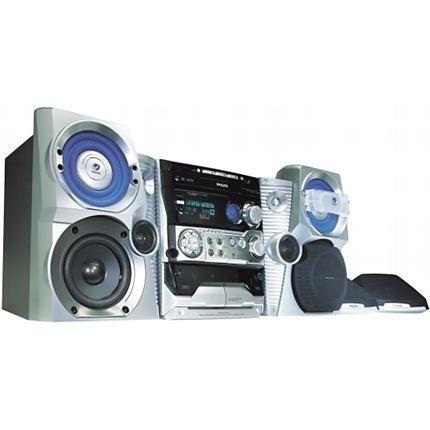 Kuvat Mini Stereo Philips - mikrokomponentit - 4 kaiuttimet Monterrey