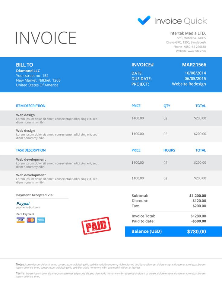 Más de 25 ideas increíbles sobre Invoice maker en Pinterest The - online invoice maker