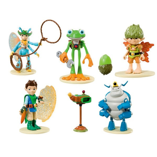 Tree Fu Tom Basic Figure Assortment from Smyths Toys Superstores