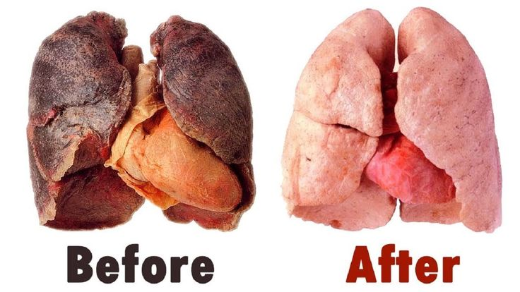 How to clean your lungs easily in just 3 days natural