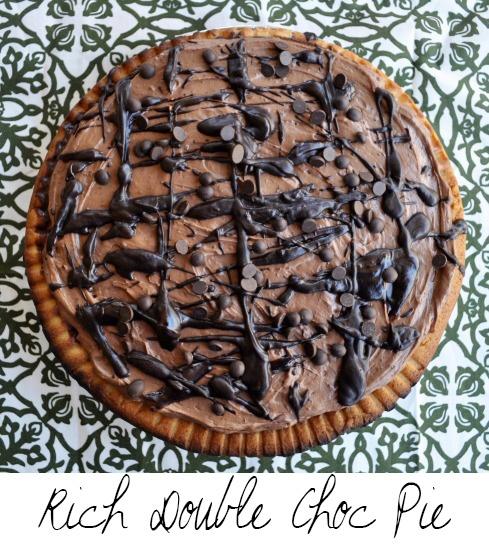 Rich Choc Pie