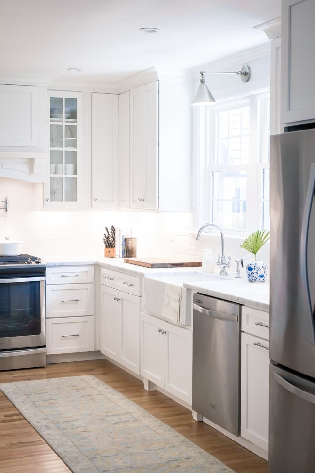 HOLY CITY CHIC: kitchen reveal