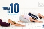 Yoga in 10: Basic Flow | The Dr. Oz Show with Steve Ross. Love this guy!!! I miss watching his show on Oxygen Network.