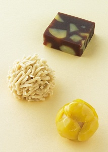 Japanese sweets by TORAYA confectionery