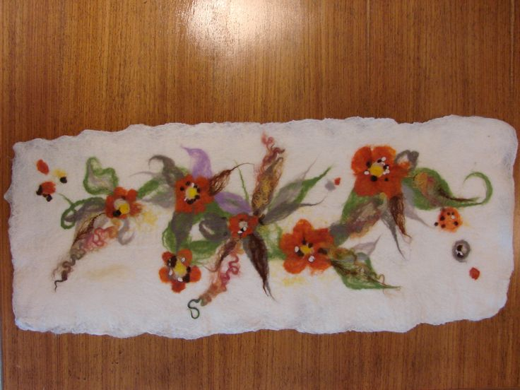 https://flic.kr/s/aHsjDKCGH4 | Botanical Felting | Photos from our felting workshops at Diva Designs www.divadesignstudio.co.uk/botanical-painting/
