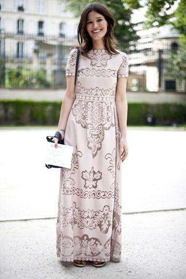 long summer dress