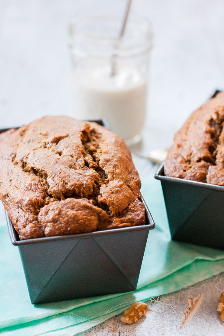 How many times I've made this banana bread I cannot tell you. How many times I've made this banana bread specifically to put on this blog, and then didn't, I cannot tell you either. 5? 10? It inev...