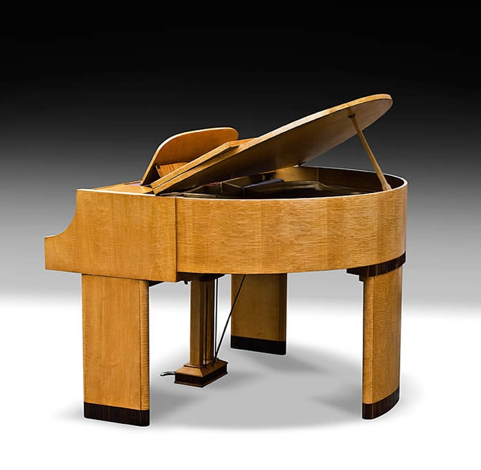 1000 images about art deco pianos on pinterest grand pianos baby grand pianos and piano. Black Bedroom Furniture Sets. Home Design Ideas