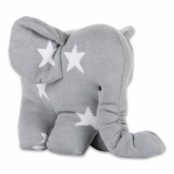 Elephant Star - Soft grey By Baby's Only - www.babysonly.nl