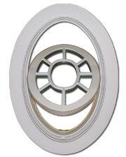 Pivot Circle | Oval Window | Parrett Windows & Doors