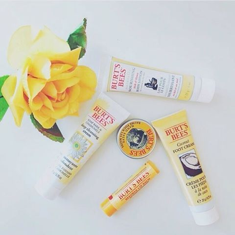 "26 mentions J'aime, 2 commentaires - 🎀Blogueira🎀 (@lena__gomes) sur Instagram : ""Produtos be beleza da marca Burt's Bees #instafashion #follow4follow #followers #follow…"""