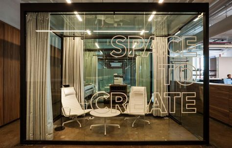 FiftyThree office by +ADD, New York City office 2
