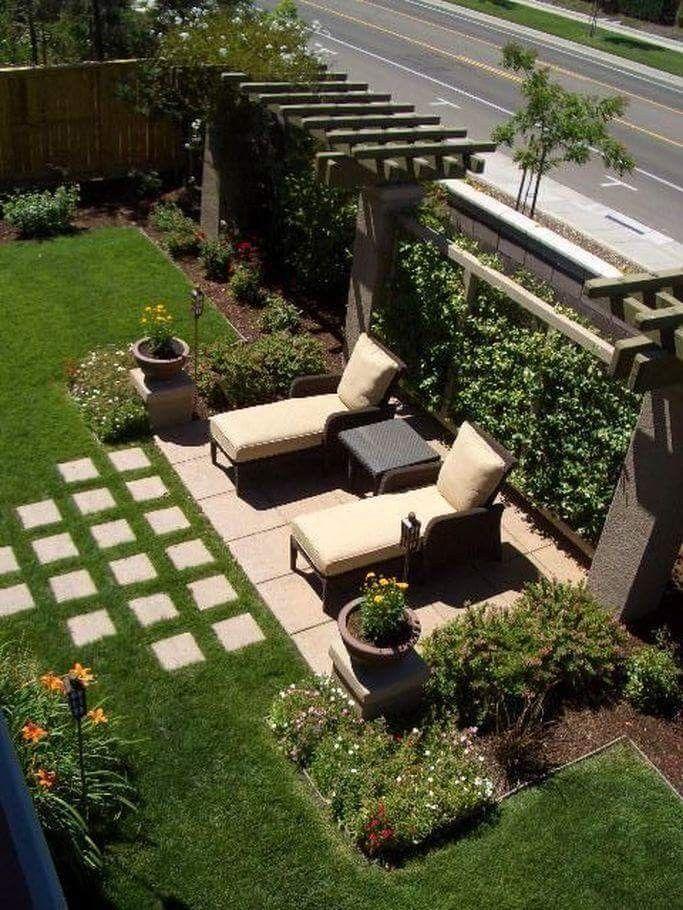Mon idée Jardin | Gartengestaltung, Hinterhof und Garten
