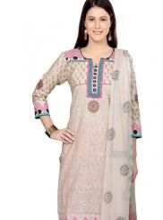 Congenial Cotton   Readymade Suit