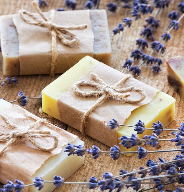 How to Package Homemade Melt and Pour Soap Bars               |   Cultures for Health