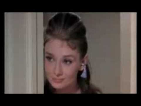 ▶ Moon River - Breakfast at Tiffanys - YouTube