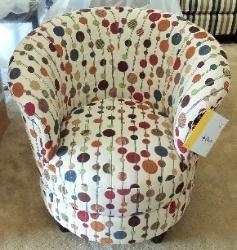 Best Chair  Dysis Swivel Barrel   Barnett Furniture Birmingham I Love It!