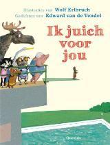 Edward van de Vendel - Ik juich voor jou - Vlag en wimpel www.bibliotheeklangedijk.nl