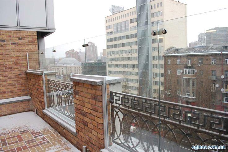 ограждение террас на крыше - Поиск в Google