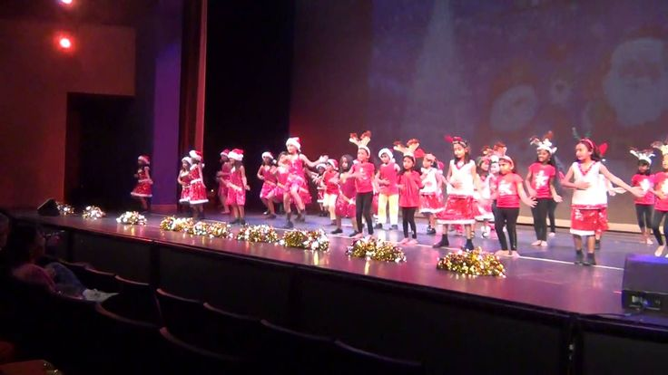 Jingle Bells - Kids Dance