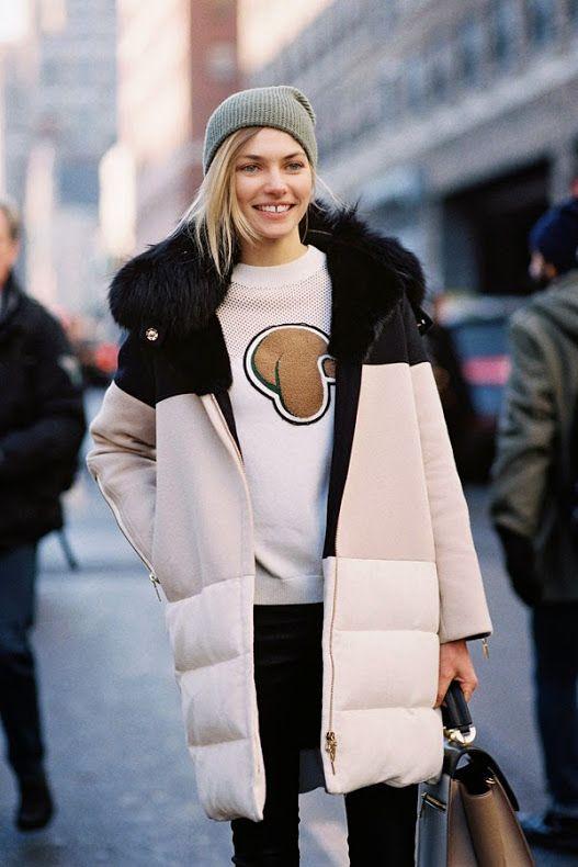 New York Fashion Week AW 2014....Jessica