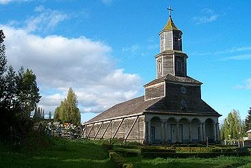 Iglesias de Chiloé - Nercón