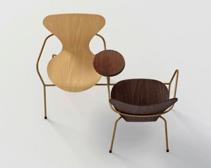 Arne Jacobsen Chair Design The Reinterpretation Of Well Known