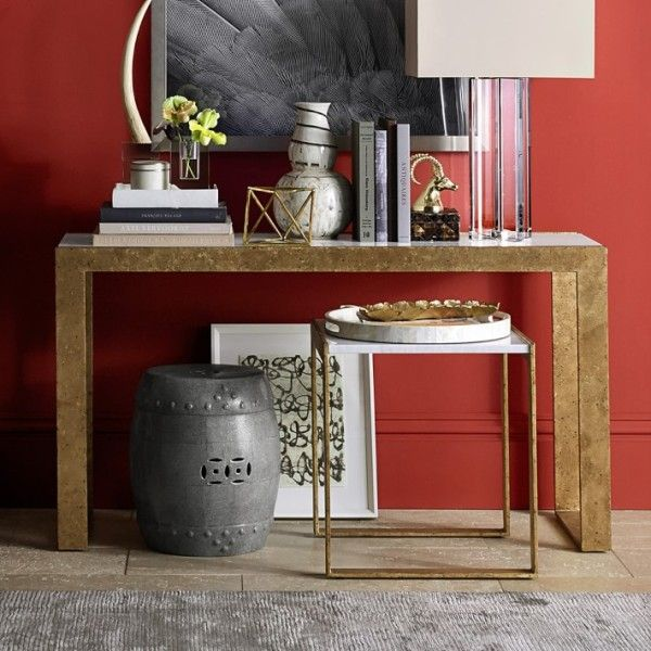 53 best Foyer fever images on Pinterest Entrance hall, Consoles - cout installation plomberie maison neuve