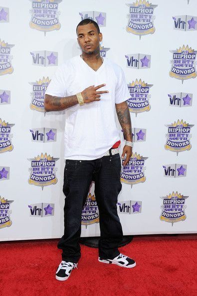 The Game Pictures - 2010 Vh1 Hip Hop Honors - Arrivals - Zimbio