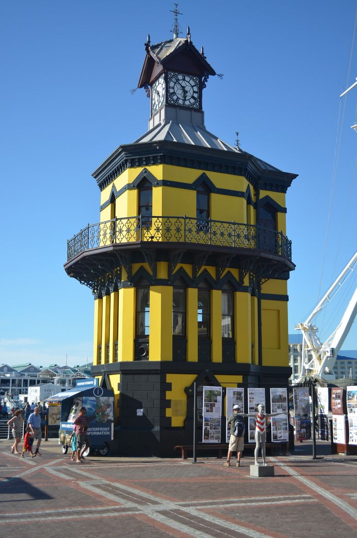 V&A waterfront, Cape Town, South Africa.  bonthego: Photo