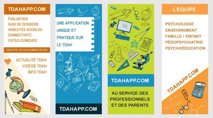 TDAHAPP.COM – APPLICATION WEB – TDAH