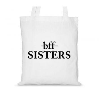 Torby bawełniane dla przyjaciółek BFF Sisters