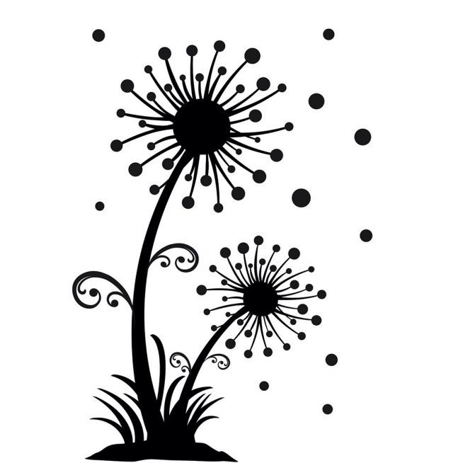 1000 ideas about dandelion drawing on pinterest for Dandelion flowers and gifts