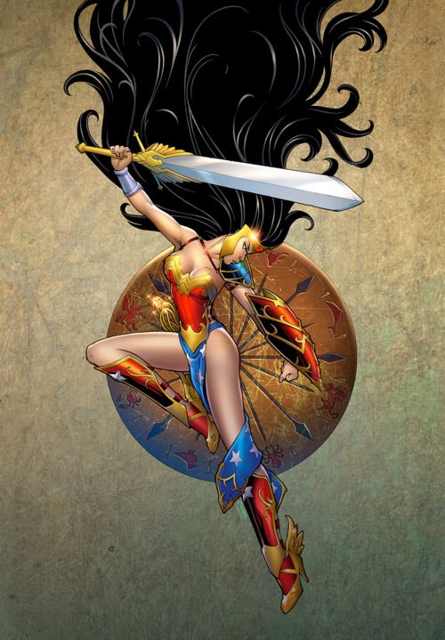 The Women Of Dc Comics Ink In Adam Withers S Dc Comics: 573 Best Fanbased: DC Images On Pinterest