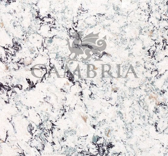 16 Best Images About CAMBRIA QUARTZ- 'WATERSTONE COLLECTION' On Pinterest