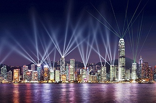 Hong Kong is #2 on our list of 'Top 10 Destinations for 2013'.